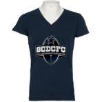 SCDCFC Womens V-Neck