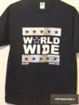 Men's World Wide Tee Shirt