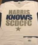 Harris Knows SCDCFC