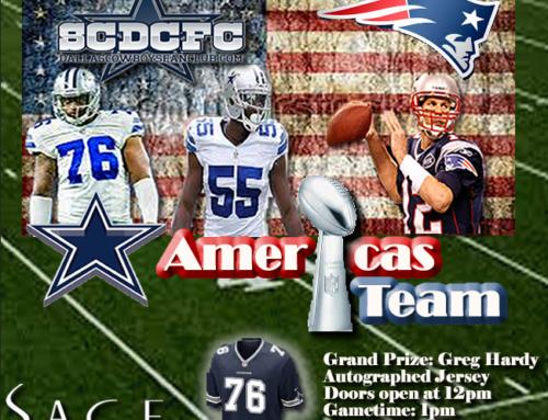Cowboys Vs. Patriots