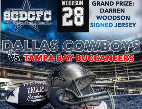 Cowboys vs. Buccaneers