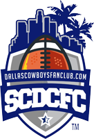 Dallas Cowboys Fan Club Logo